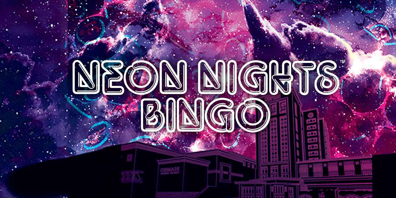 Neon Nights Bingo