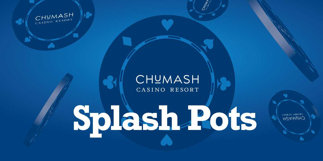 Multi Splash Pots