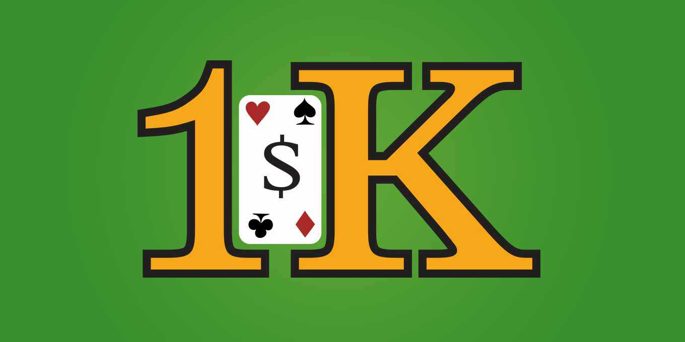 $1K Poker Tournament