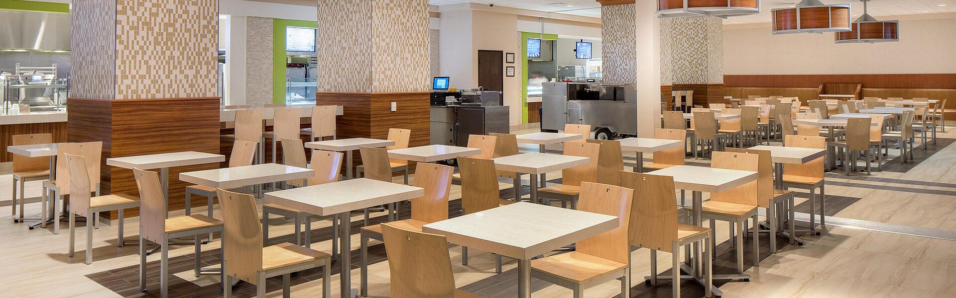 The Food Court at Chumash Casino Resort