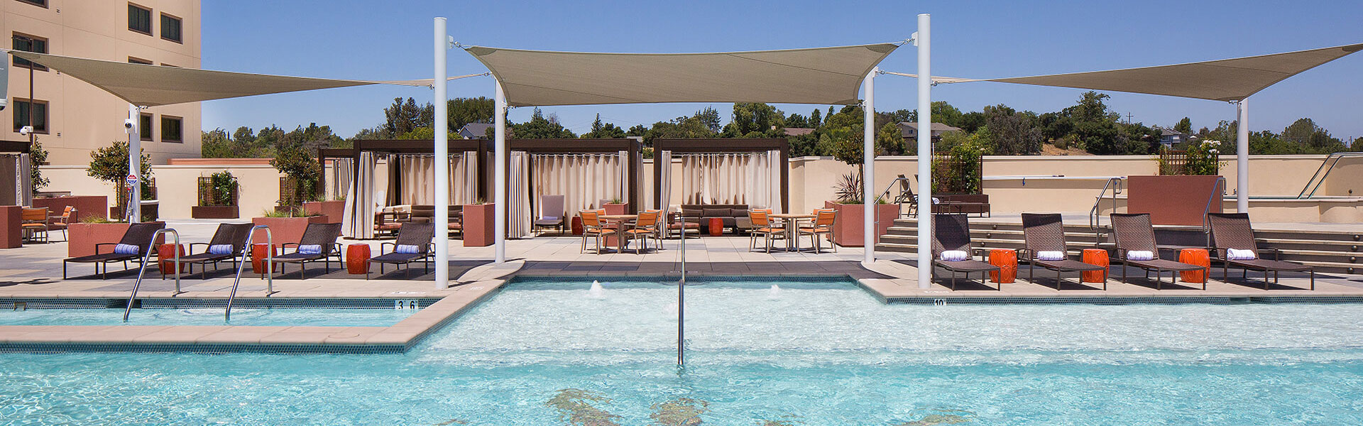 Pool at Chumash Casino Resort