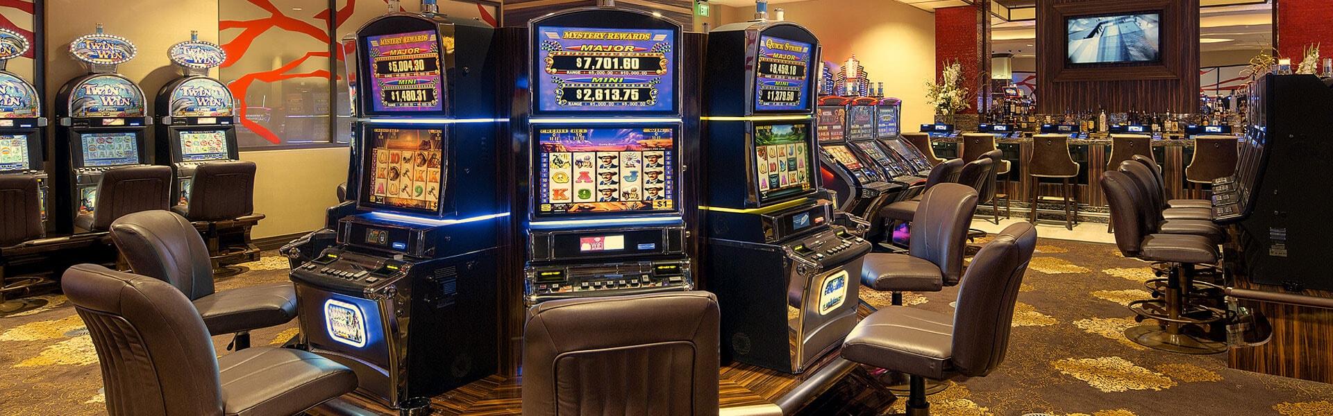 High Limits Room at Chumash Casino Resort