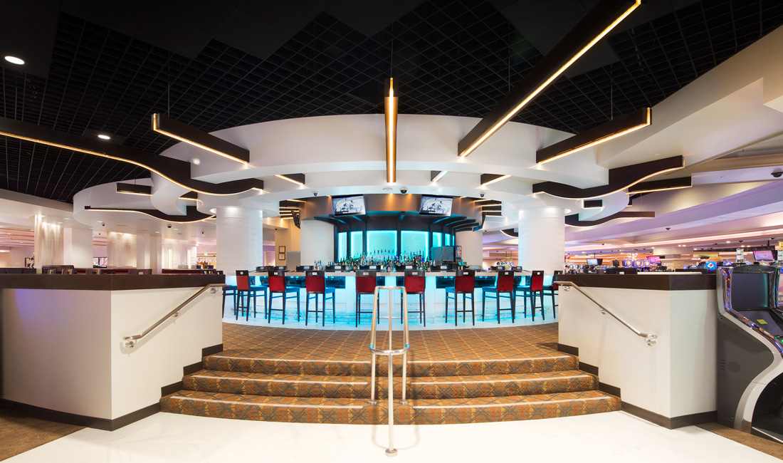 Center Bar at Chumash Casino