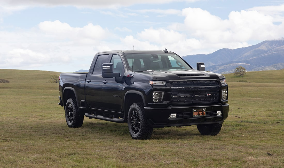 Chevy Truck Prize