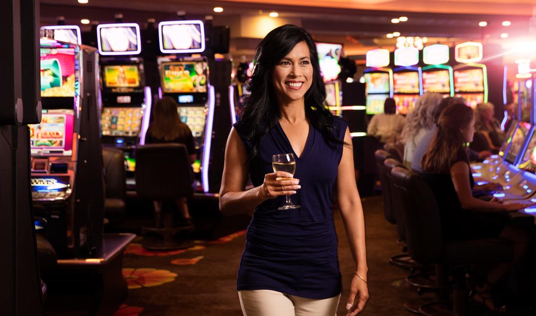 Chumash Casino Gaming Floor