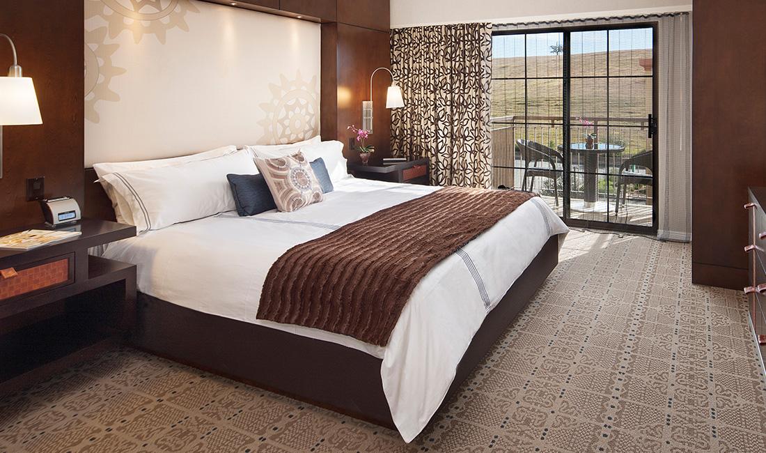 Chumash Hotel Standard King 1