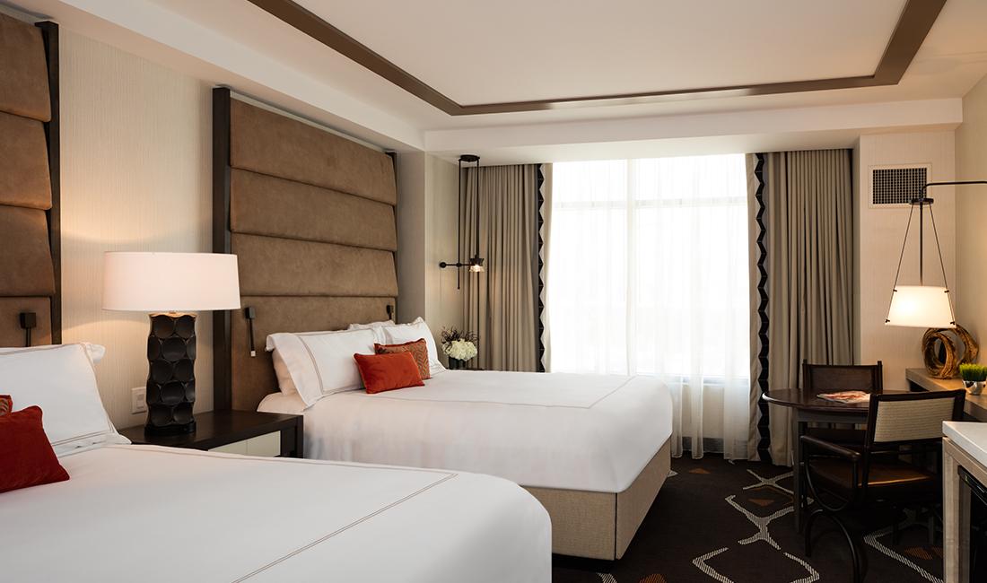 Chumash Hotel Standard Queen 1