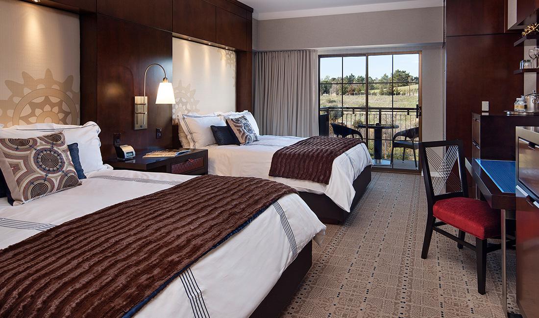 Chumash Hotel Standard Queen