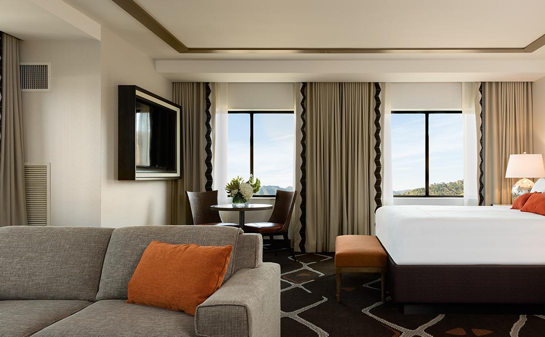 Chumash Hotel Suite 1
