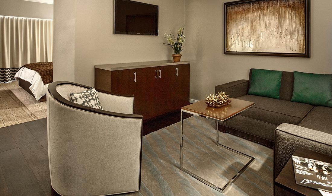 Chumash Hotel Suite 6
