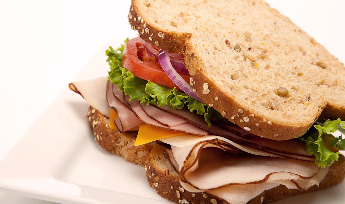 Sweet Stop Sandwich