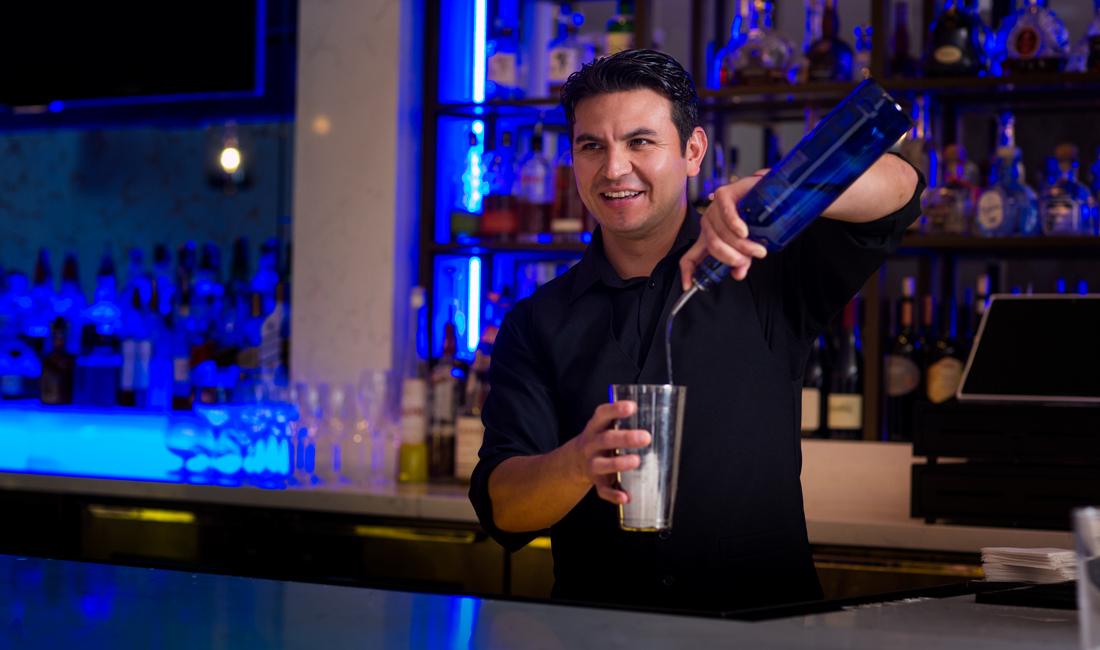 Willows Bartender at Chumash Casino