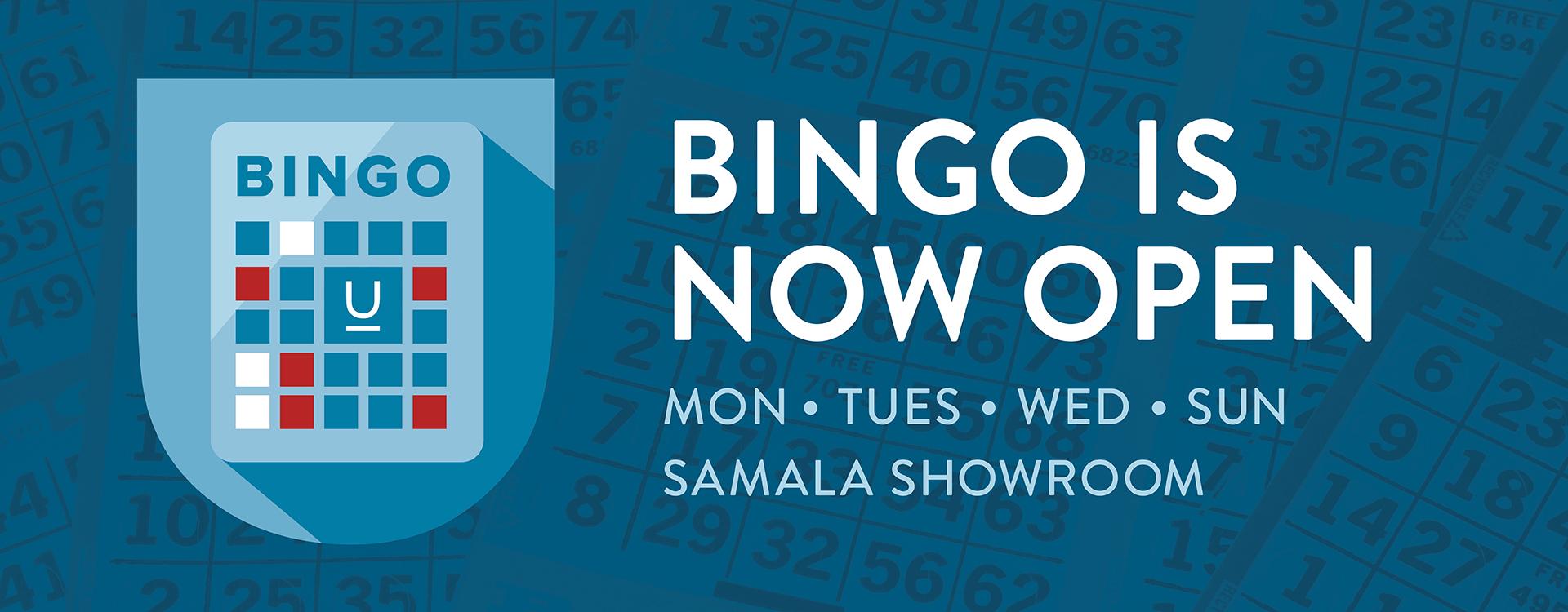 Bingo at Chumash Casino Resort