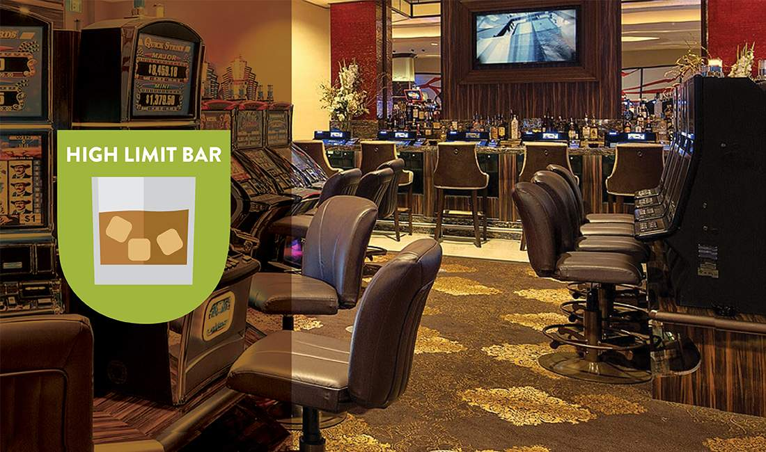 Chumash Casino Resort Higher Limits Bar